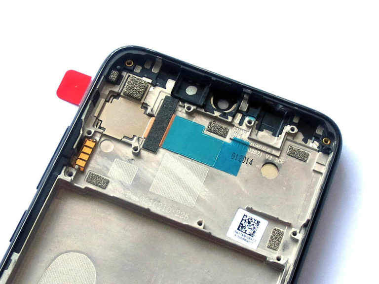 ekran z ramką Xiaomi Redmi Note 7